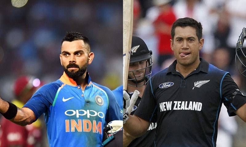 There is healthy respect between New Zealand and India as the 4-3 scoreline in their World Cup matchup indicates. — Dawn.com