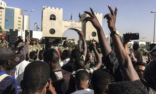 Timeline: Key events in Sudan's unfinished revolution