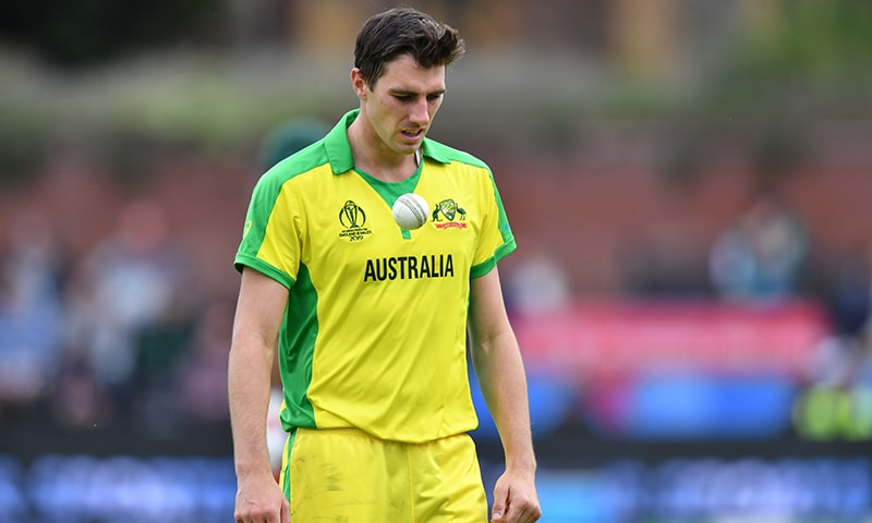 Australia 'need to learn lessons' from Pakistan World Cup fightback, says Cummins