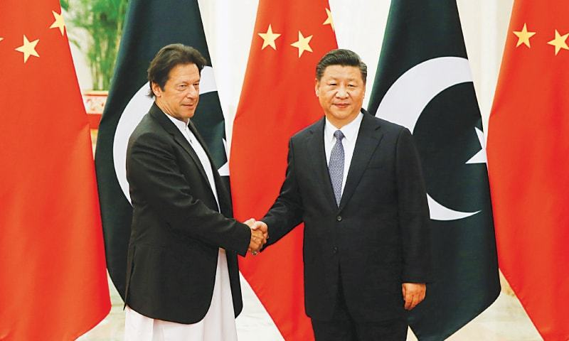 Under changing international and regional situation, China and Pakistan should carry out closer coordination, says Xi. — Reuters/File