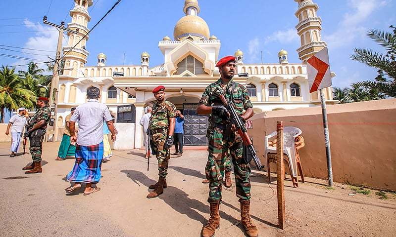 """""""An alleged ringleaders of attacks in Sri Lanka has been arrested following publication of Interpol Red Notice.""""  — AFP/File"""