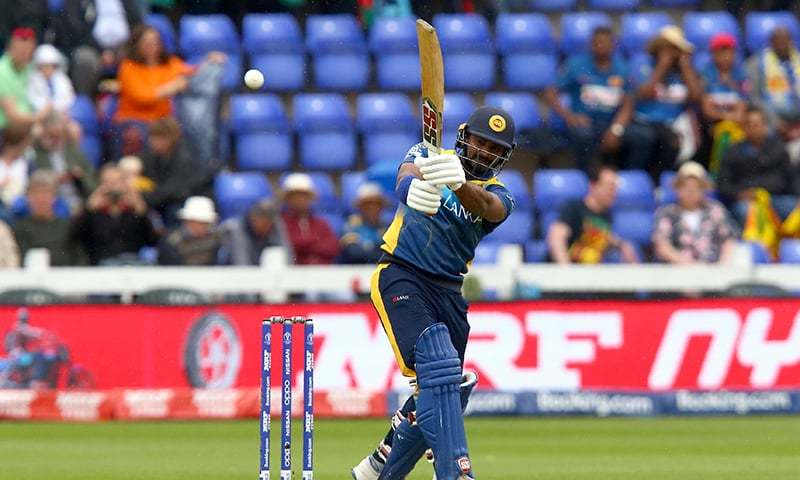Sri Lankans will pop back on the tournament radar in London on Saturday. — AFP/File