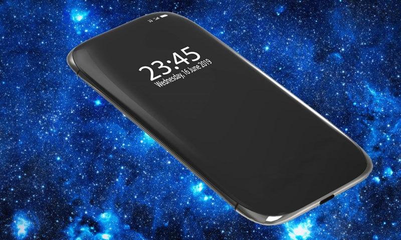 ممکنہ طور پر اس فون کو گلیسکی 11 کا نام دیا جائے گا—فوٹو: ٹی تھری