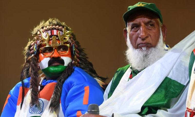 مداحوں کا پاک-بھارت میچ کا بے چینی سے انتظار ہے—کرکٹ ورلڈ کپ2019 ٹویٹر