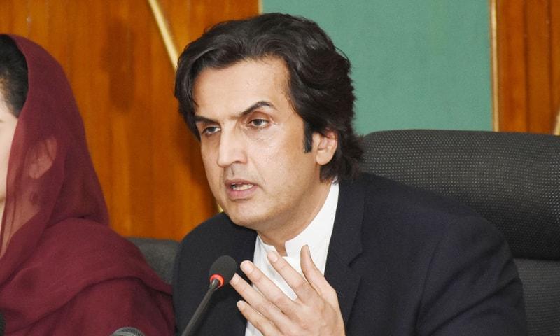 امیر قطر بہت جلد پاکستان کا دورہ کریں گے، خسرو بختیار — فوٹو: پی آئی ڈی