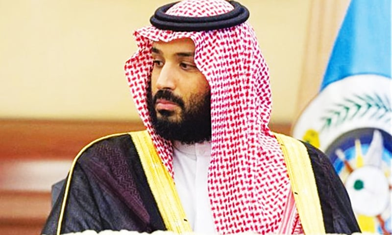 Saudi Crown Prince Mohammed bin Salman. — Reuters/File