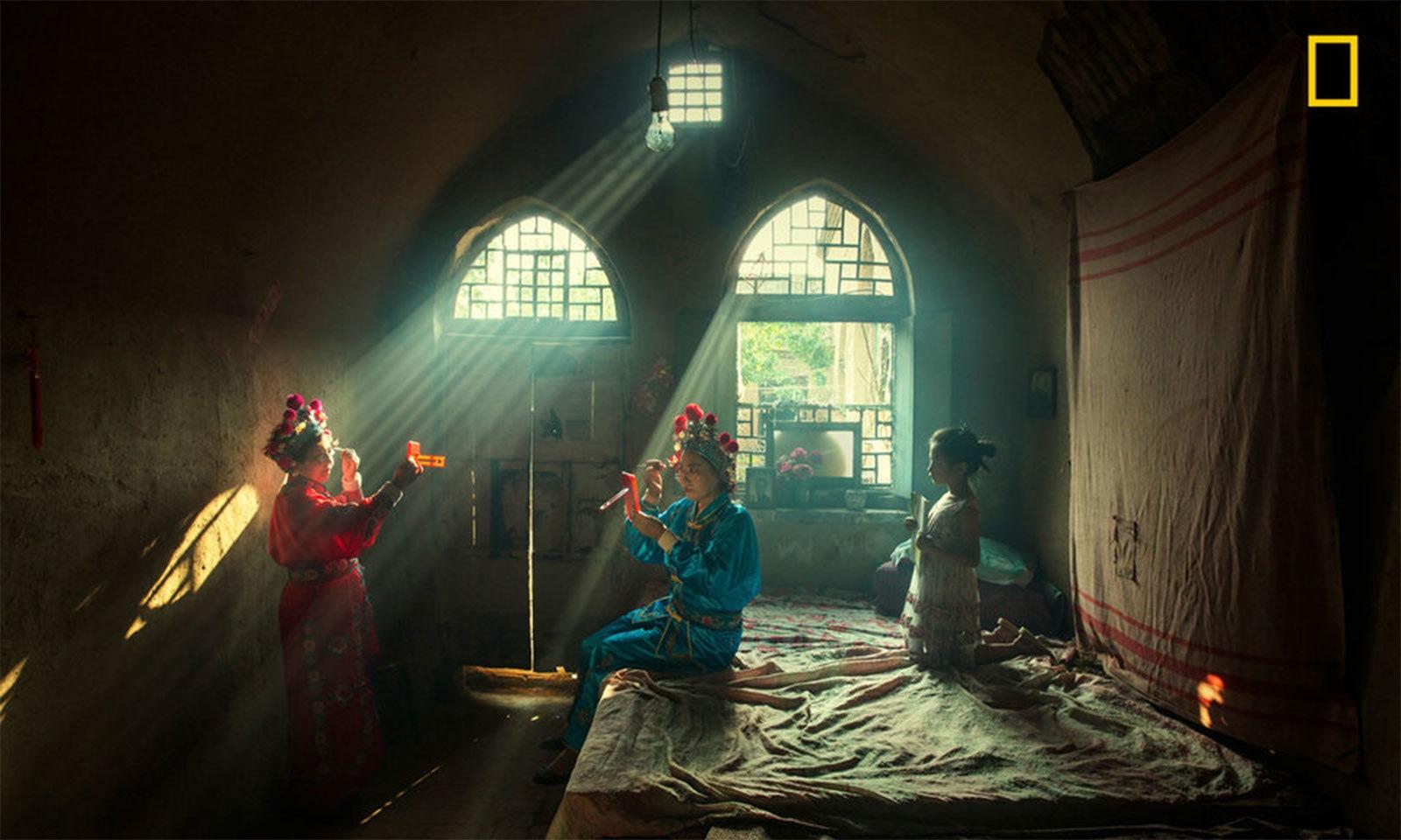 فوٹو بشکریہ ہوئی فینگ لی/ نیشنل جیوگرافک