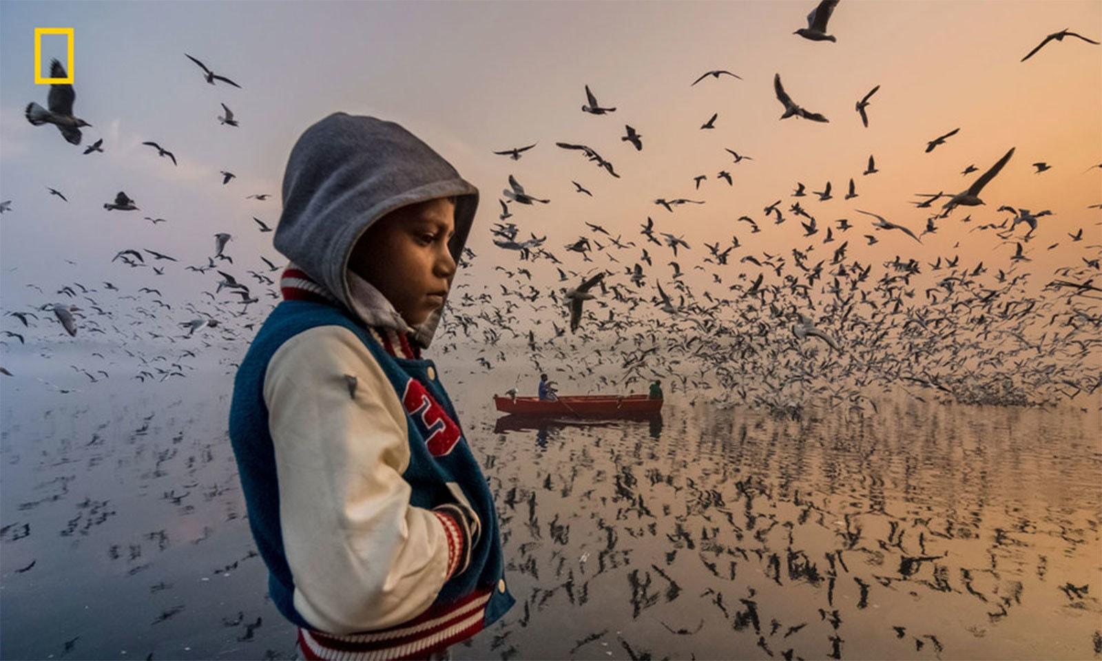 فوٹو بشکریہ نوین واستا/ نیشنل جیوگرافک