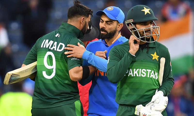 5 talking points from the Pakistan vs India World Cup battle