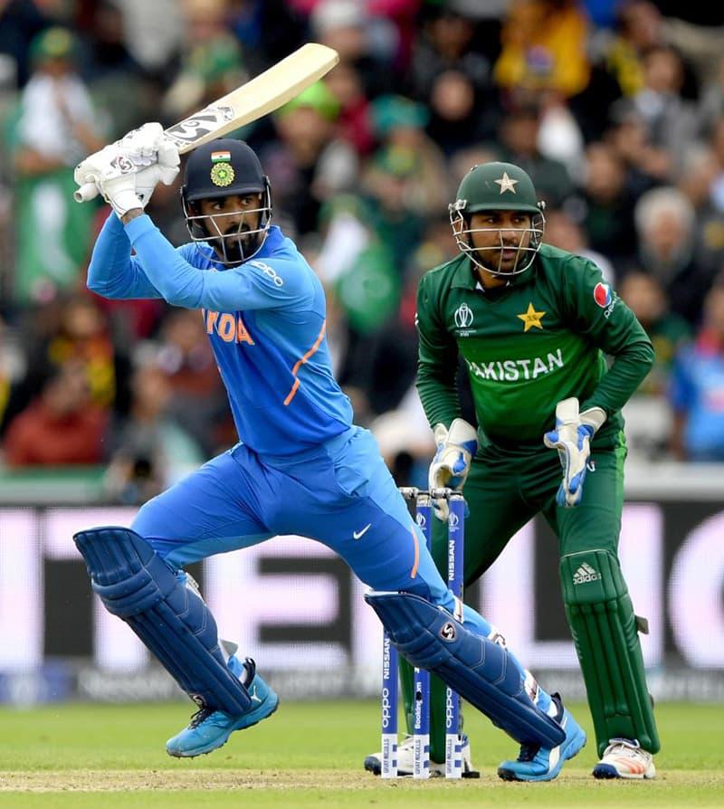 بھارت کے خلاف مقابلہ ورلڈ کپ 2019ء کے پہلے مرحلے میں پاکستان کی نصف منزل تھا