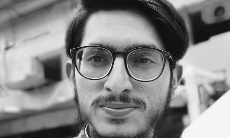 Blogger, Muhammad Bilal Khan, was killed in Islamabad on Sunday night, Superintendent of Police (SP) Saddar Malik Naeem confirmed to DawnNewsTV. — Photo courtesy Muhammad Bilal Khan Facebook