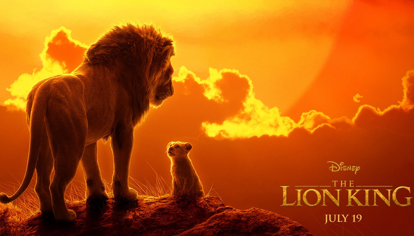 The Lion King remake is to be released on July 19th, 2019.