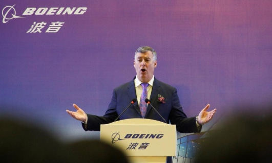 Boeing 737 Max: BA-owner IAG signs deal to buy 200 planes