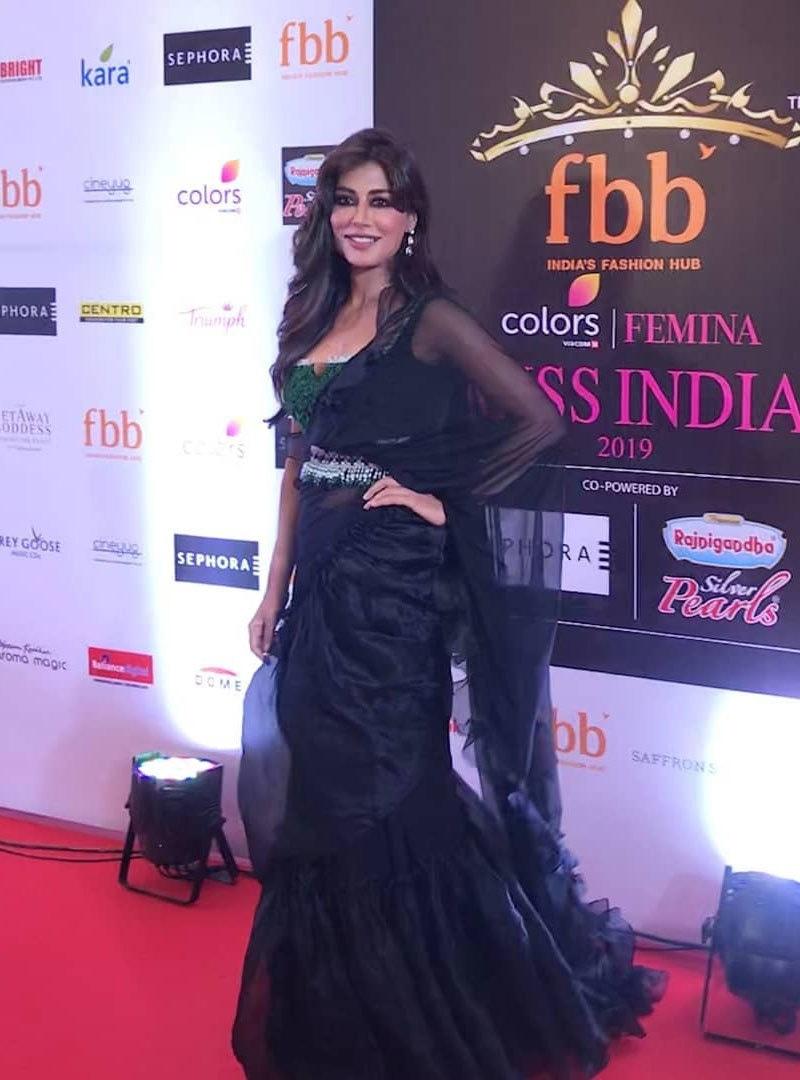 اداکارہ چترگندا سنگھ بھی جج تھیں—فوٹو: مس انڈیا انسٹاگرام
