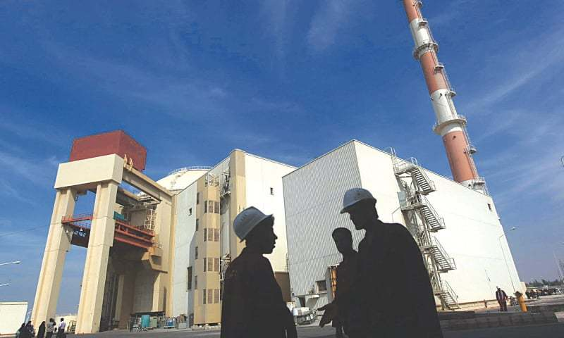 Iran to surpass uranium stockpile deal limit from June 27: nuclear official