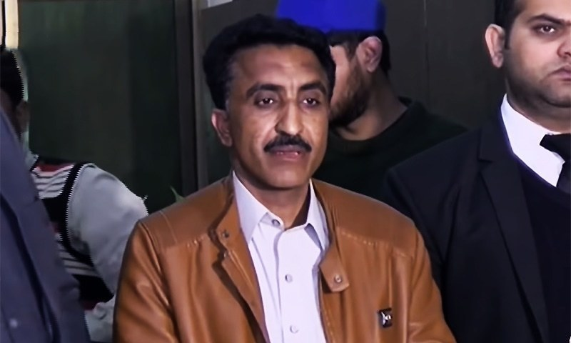 The petitioner contended that he had been facing problems while attending trial proceedings in Sahiwal. — DawnNewsTV/File