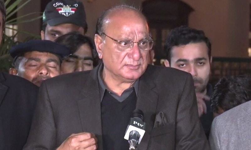 PTI's Punjab parliamentary party would float a proposal in the House for a commission to be formed. — DawnNewsTV/File