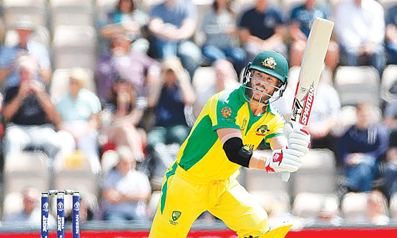 'Warner to regain old touch'