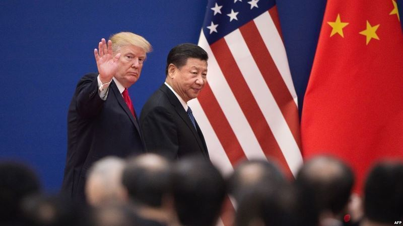 Agreement between China and the United States on trade was not only in the interest of the two countries, says minister. — AFP/File