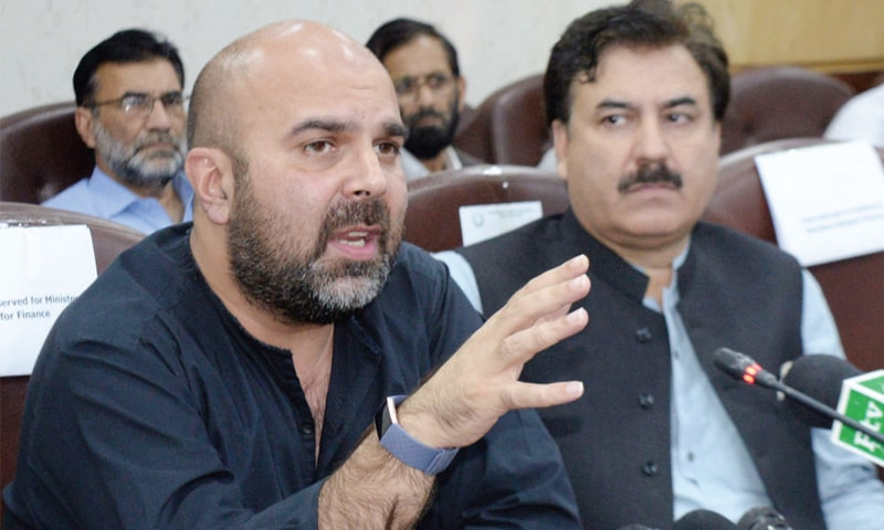 Govt expenses cut by Rs95 billion in budget, says KP minister