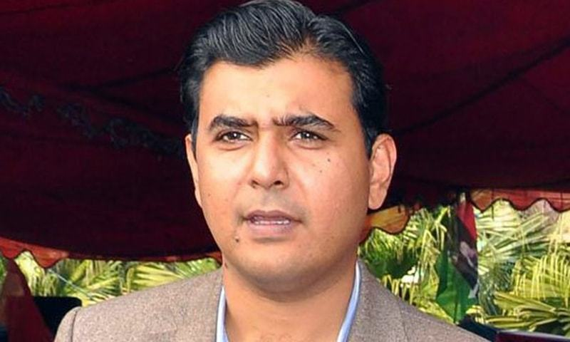 """The visit of the prime minister to National Assembly's constituency 205 is rigging,"" Senator Mustafa Nawaz Khokhar, PPP chairman's spokesman, said in a statement. — Photo courtesy Facebook/File"