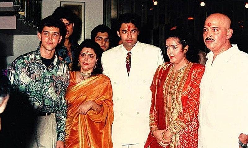 سنینا کی پہلی شادی 1995 میں ہوئی—فوٹو: ڈیلی بھاسکر