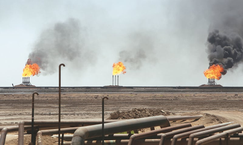 Exxon's $53bn Iraq deal hit by contract snags - Newspaper