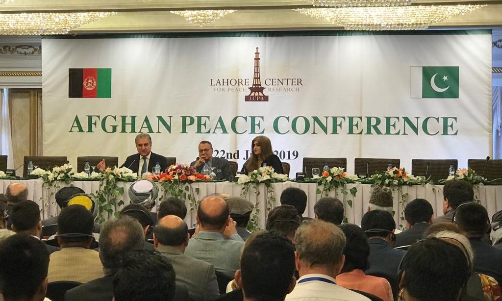 57 delegates attend conference to forward the Afghan peace process being held at Bhurban.  —  Photos by author