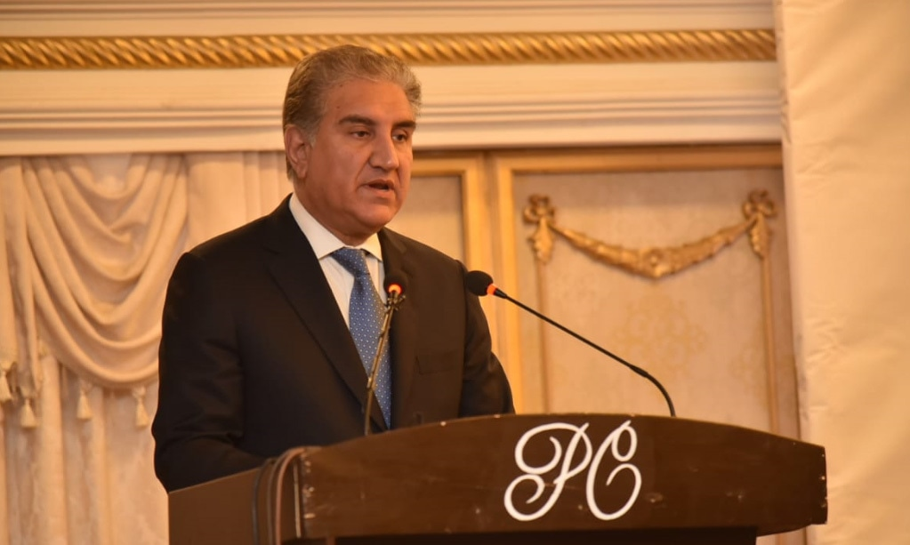 'Pakistan supports an Afghanistan that is at peace with itself,' FM Qureshi