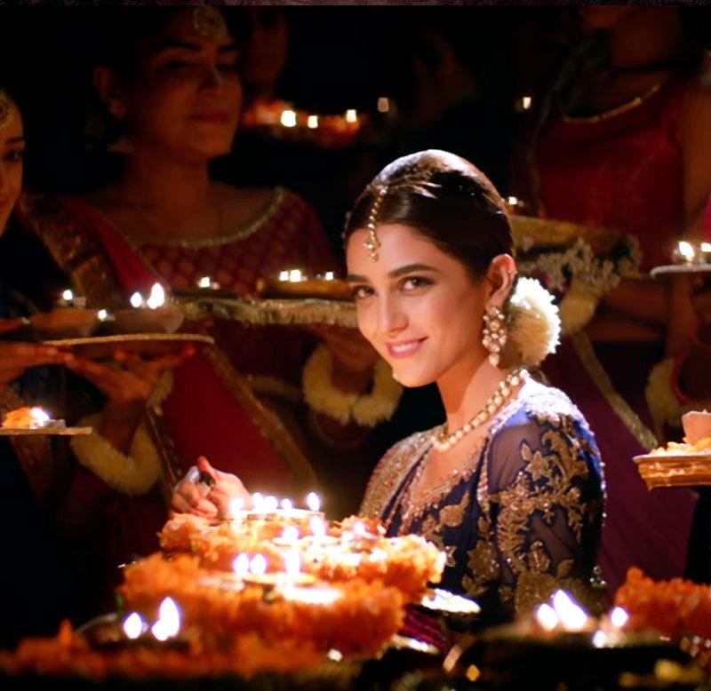 زارا نور عباس بھی فلم میں کردار ادا کرتی دکھائی دیں گی—اسکرین شاٹ