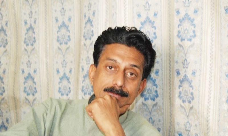شان ڈھر نے زندگی کے 25 برس صحافت کو دیے—فائل فوٹو: فیس بک