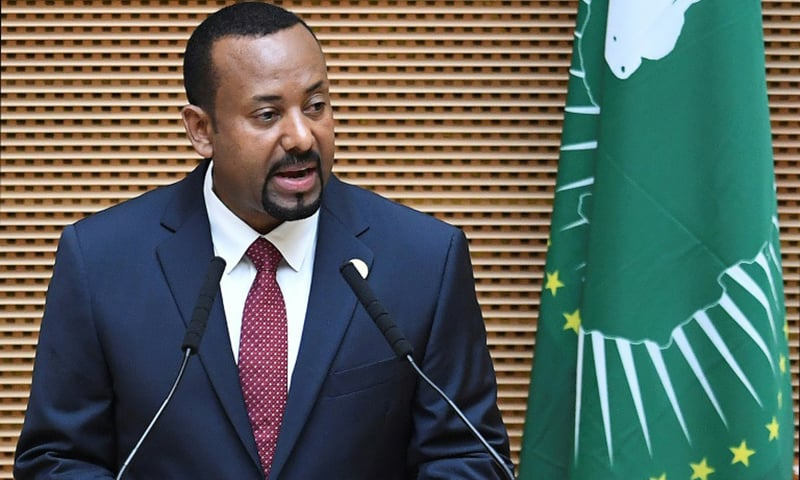 Ethiopian Prime Minister Abiy Ahmed. — AFP/File