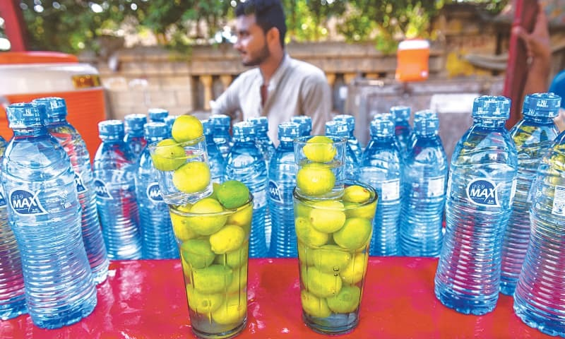 Cool lemonade anyone? / Photos by Fahim Siddiqi / White Star.