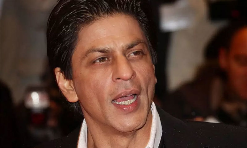 شاہ رخ خان — فوٹو بشکریہ فلم فیئر