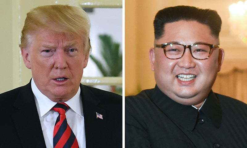 US President Donald Trump and North Korean leader Kim Jong Un. — AFP/File