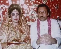 اداکارہ کے پہلے شوہر کو 2013 میں قتل کردیا گیا تھا —فوٹو/ اسکرین شاٹ