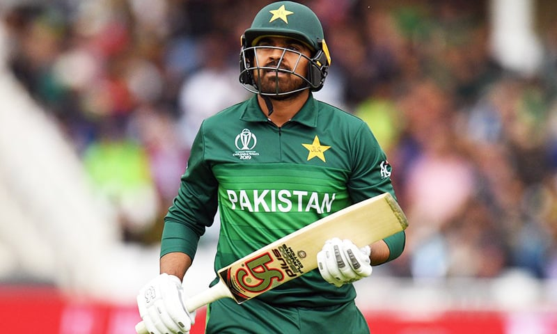 Sarfaraz reveals why Haris Sohail was dropped from lineup after Windies game