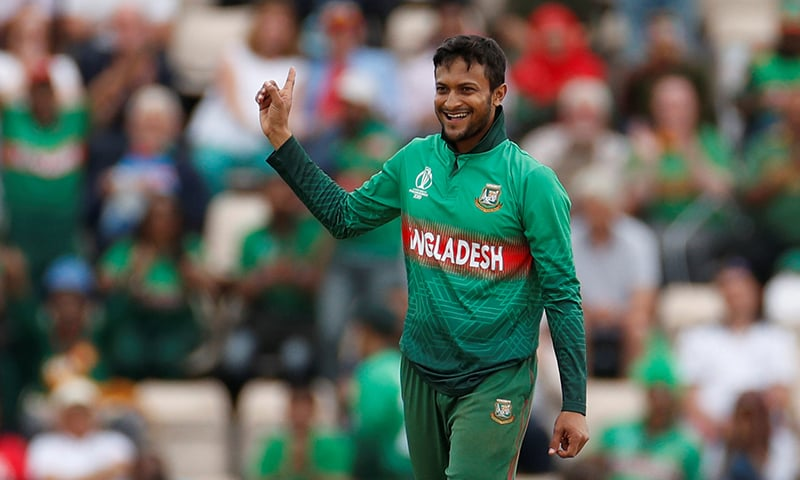 Bangladesh not a one-man army, says talisman Shakib