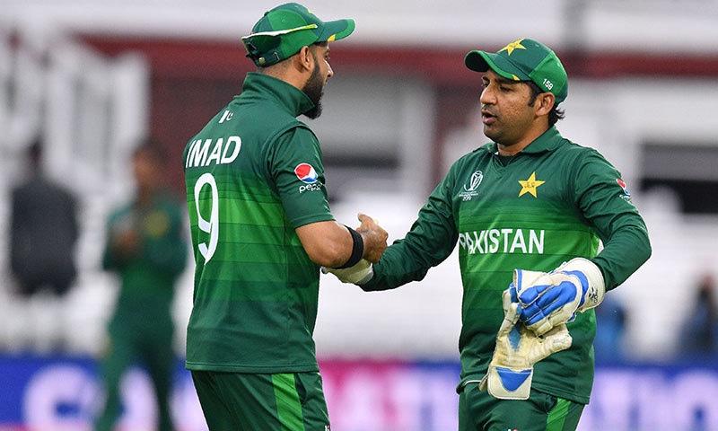 پاکستان کو ورلڈ کپ میں اگلے تمام میچوں میں فتح درکار ہے— فوٹو: اے ایف پی