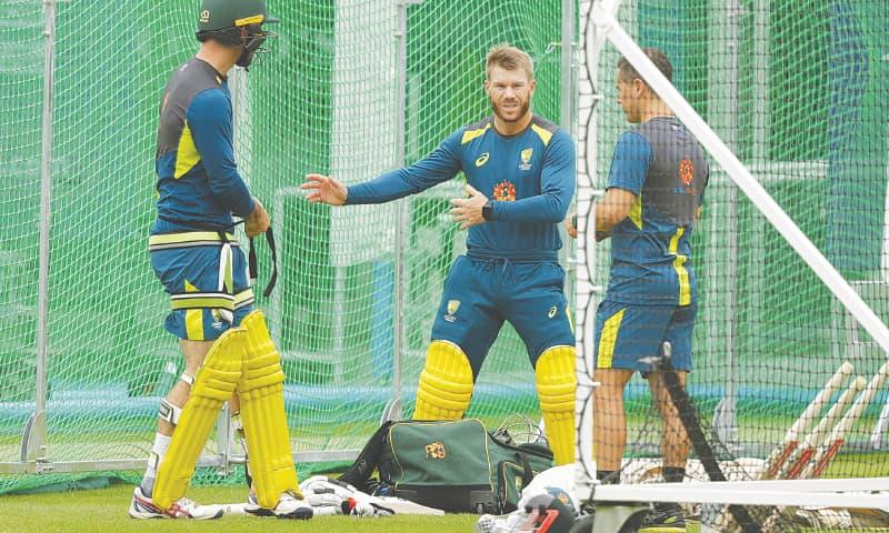 England brace for big Australia test today