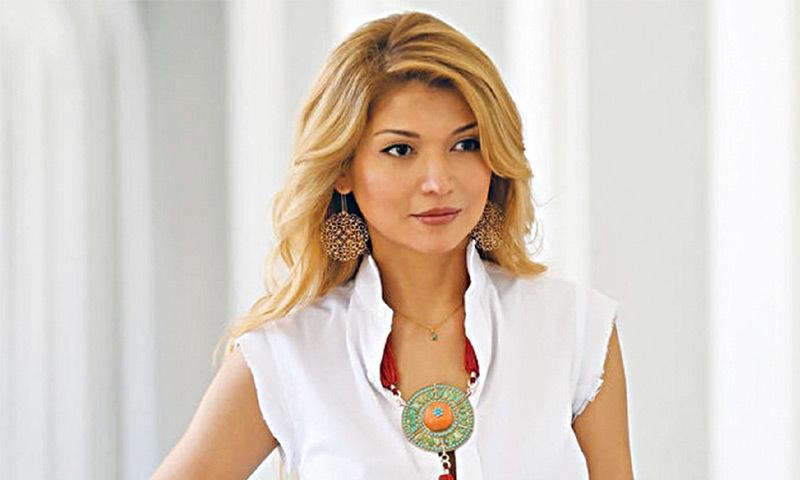 Gulnara Karimova. — Dawn/File