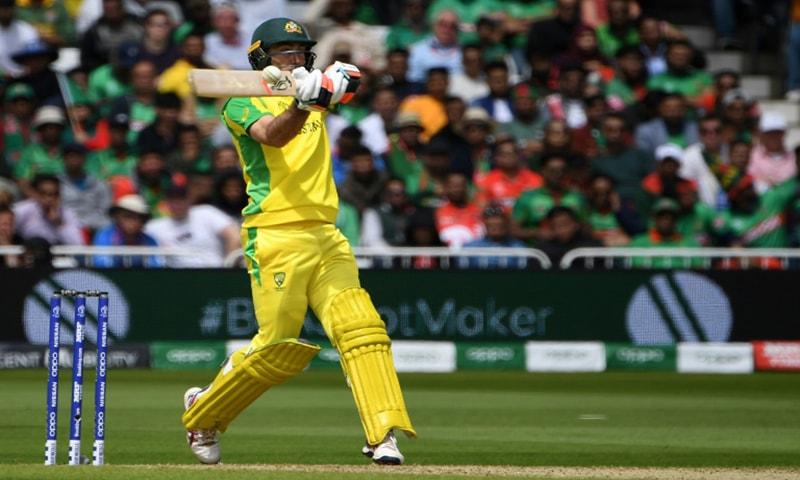 Australia's Glenn Maxwell boasts a strike rate in ODIs of more than 124. — AFP