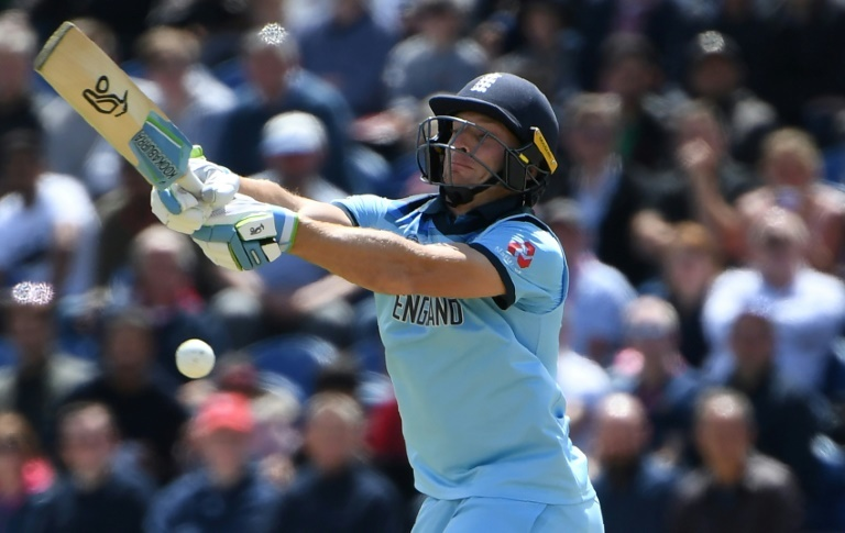 England's Jos Buttler is one of the most devastating finishers in world cricket. ─ AFP