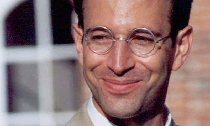پاکستان میں جن صحافیوں کے قاتلوں کو سزائیں ہوئیں، ان میں امریکی صحافی ڈینیئل پرل بھی شامل ہیں—فوٹو: وکیپیڈیا
