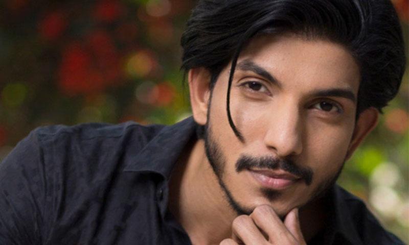 محسن عباس حیدر ایک بہترین اداکار ہی نہیں نہایت بہترین گلوکار بھی ہیں —فوٹو/ اسکرین شاٹ
