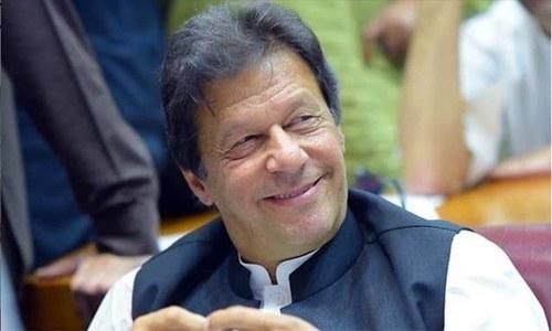 عمران خان نے ٹویٹ کے ذریعے قومی کرکٹ ٹیم کو مبارکباد دی — فائل فوٹو / انسٹاگرام