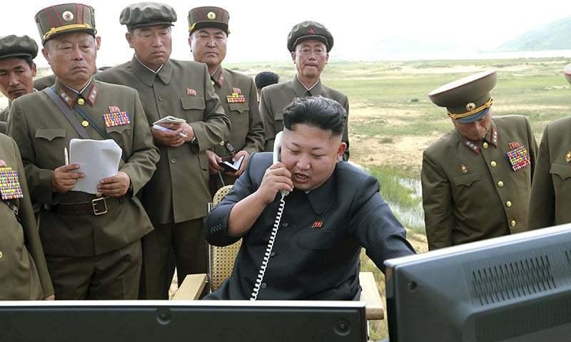 جنوبی کوریا کے حکام اپنے اندرونی معاملات پر اچھے سے دھیان دیں — فائل فوٹو/ رائٹرز