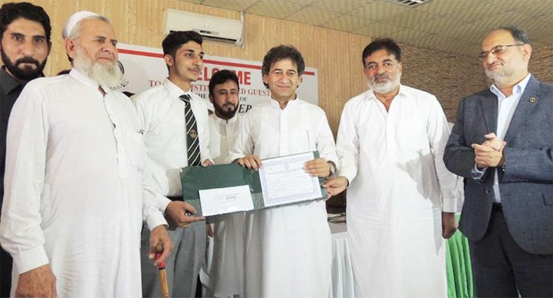Swabi students get top positions in Mardan board exams - Newspaper