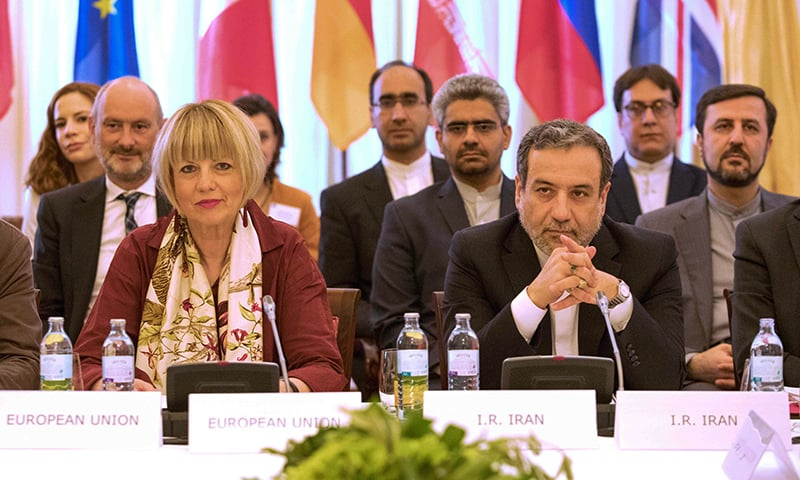 'Progress' at nuclear meeting but 'still not enough': Iran