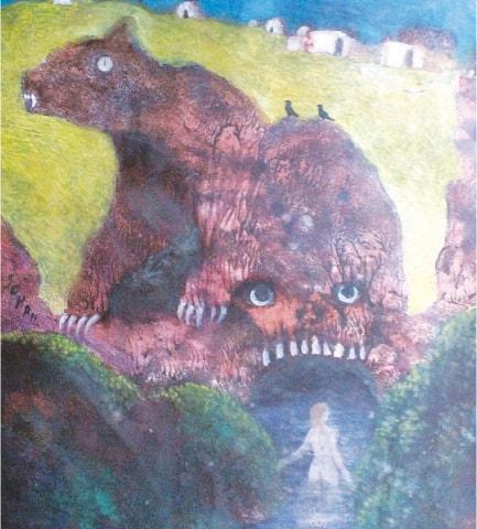 Untitled (2002), Tassaduq Sohail